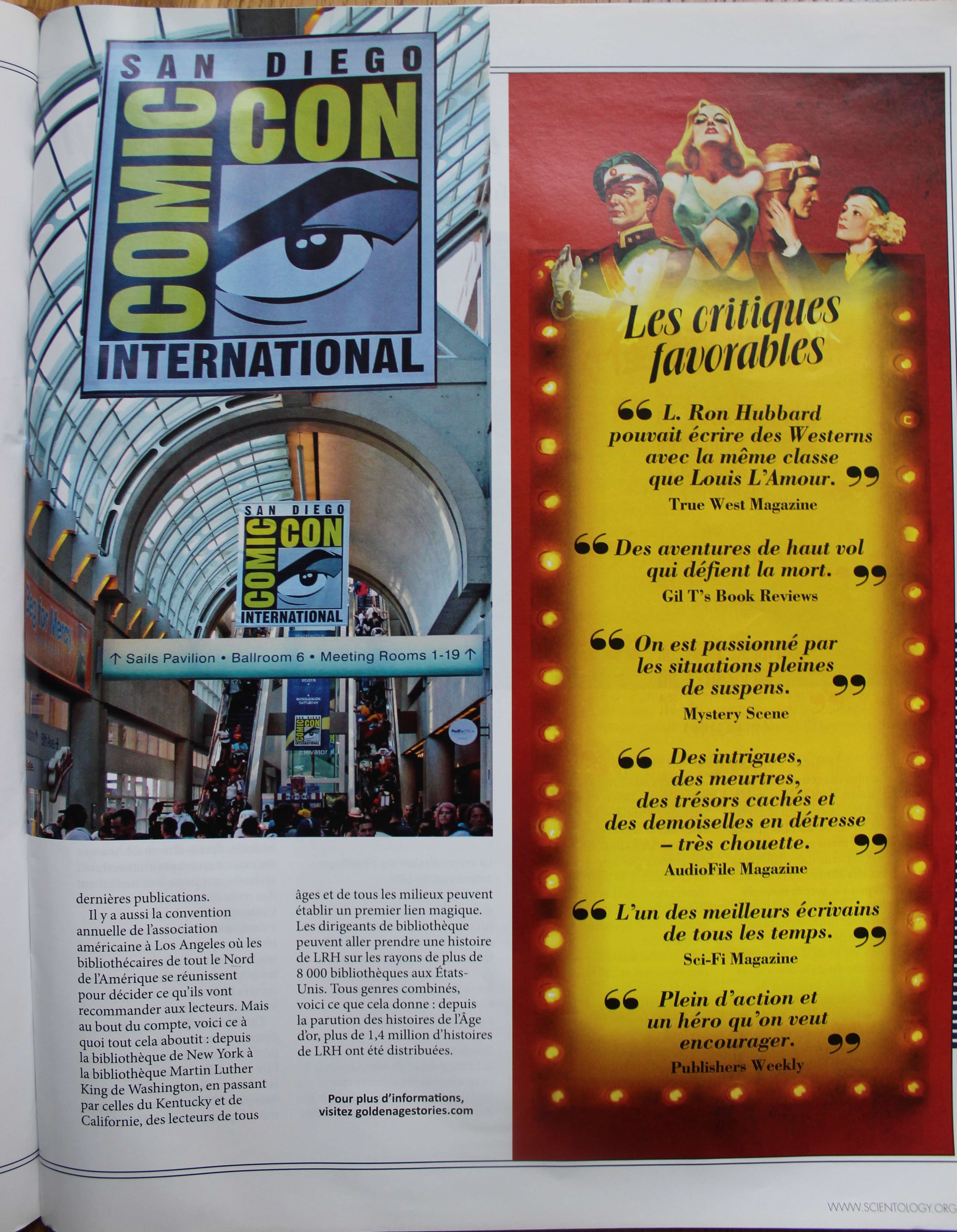 Scientology Leaks 115 Scientology News 54 Partie 6